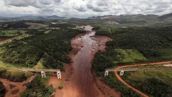 Dammbruch in Brasilien Januar 2019