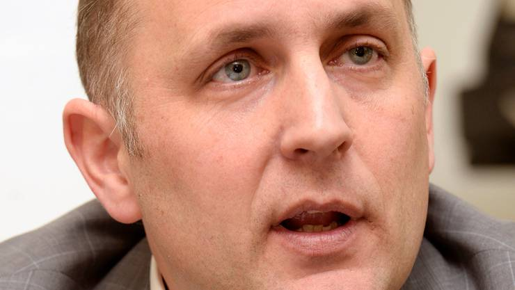 Stört sich an der Login-Allianz: SVP-Kantonsrat Claudio Schmid.