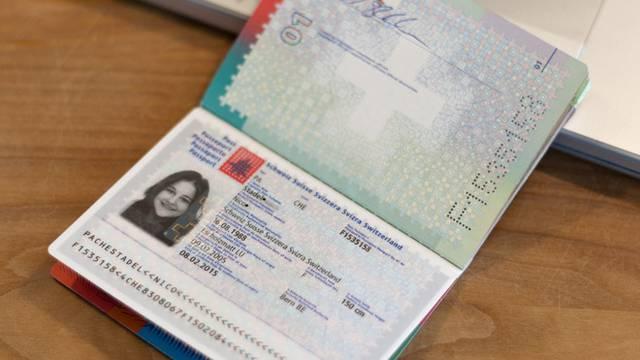 Das Verfahren zum Schweizer Pass im Kanton Zürich bleibt gleich (Symbolbild)