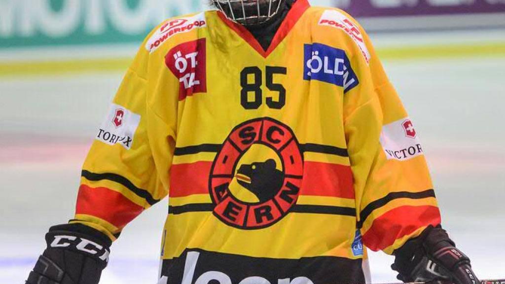 Nico Hischier spielte vor einem Jahr noch im Dress des SC Bern. Zurzeit überzeugt er als Goalgetter in der Québec Major Junior Hockey League