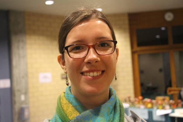 Andrea Steiger, 23, Aarau