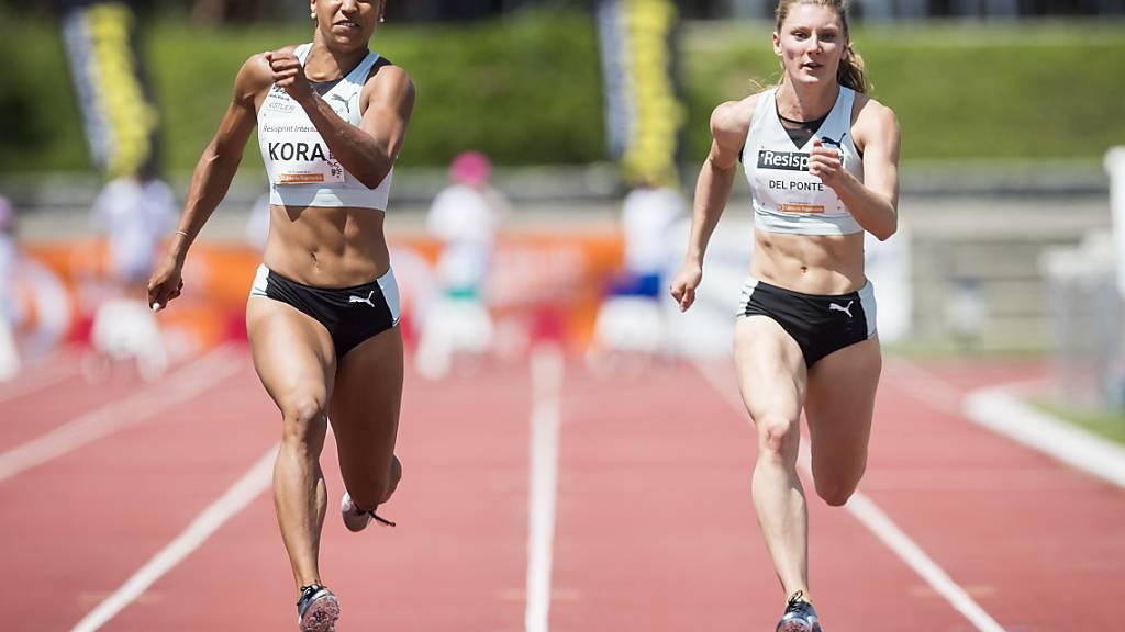Swiss Athletics plant erste Meetings im Juni