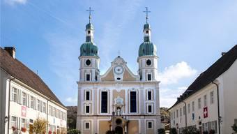 Hier heiratet das ganze Baselbiet: Arlesheim mit seinem prominenten Dom.