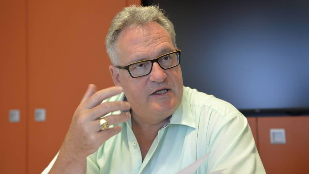 Roger Hochreutener steht als Geschäftsführer der VSGP in der Kritik.