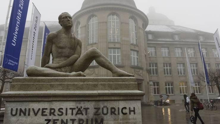 die Universität Zürich (Symbolbild)