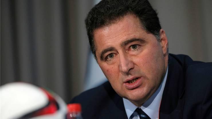 Domenico Scala ist einer breiten Öffentlichkeit als Vorsitzender der Audit- und Compliance-Kommission der Fifa bekannt geworden. Künftig wird er eine fusionierte Standortförderung beider Basel und des Juras leiten.