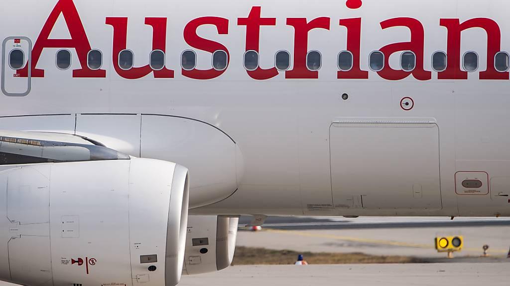 Die österreichische Lufthansa-Tochter muss weiter sparen und ihre Flotte verkleinern. (Archivbild)