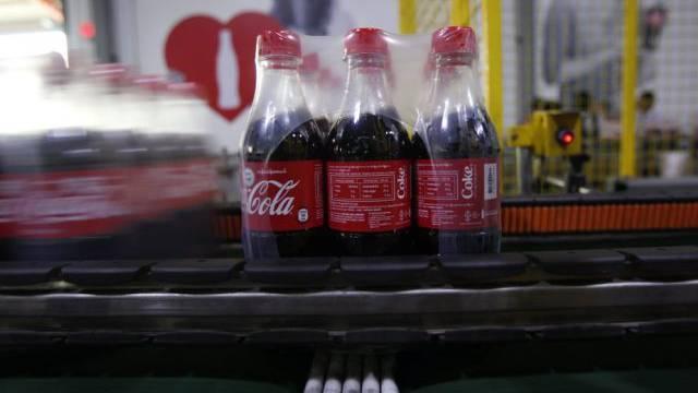 Coca-Cola investiert in Burma
