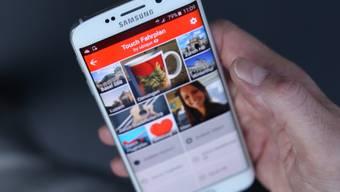 Die neue Mobile-App der SBB ist vorerst nur als Testversion für Android-Geräte verfügbar.