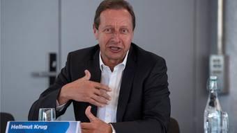 VAR-Projektleiter Hellmut Krug: «Die Klubs und die Öffentlichkeit hatten den Eindruck, dass der Schiedsrichter zur Marionette verkommt.»