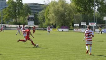 FC Dietikon schafft das 2 zu 2 in allerletzter Minute