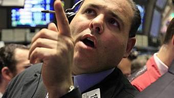 Guter Wochenabschluss an der Wall Street