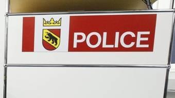 Die Polizei hat im Zusammnehang mit dem Tötungsdelikt in Kiental zwei Personen festgenommen (Symbolbild)
