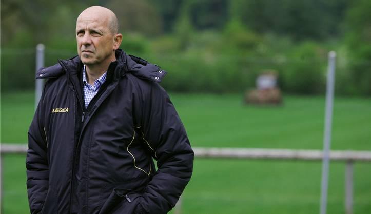 Für den FCB-Trainer Fredy Strasser war es in Langenthal das letzte Spiel an der Seitenlinie.