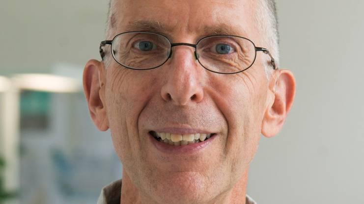 Martin Schmid; Leiter Beratungsstelle Gewalt
