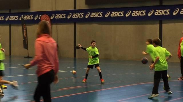 «Das Wichtigste ist, dass man Freude hat am Handball»