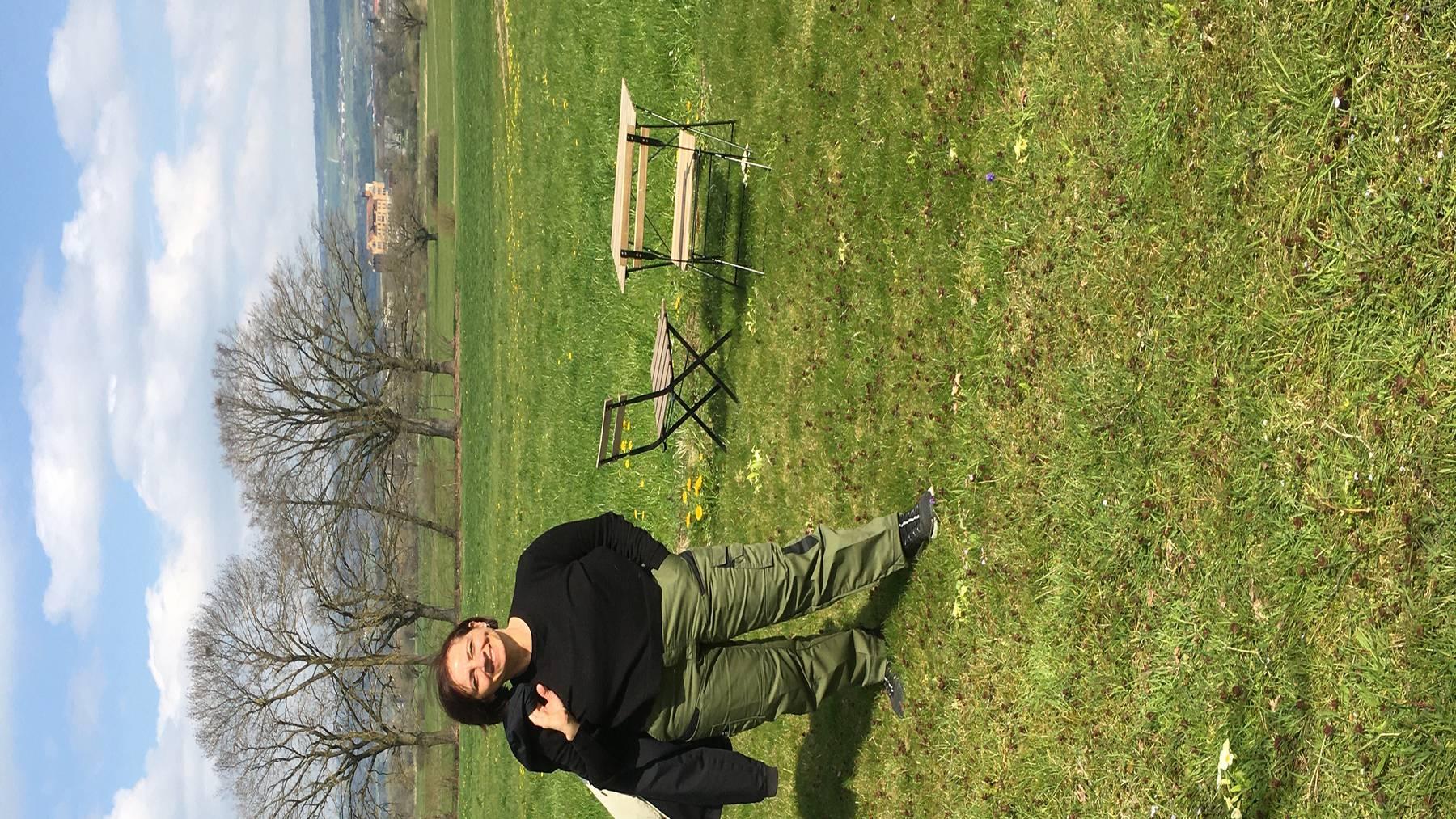 Claudia Zulli aus Hochdorf