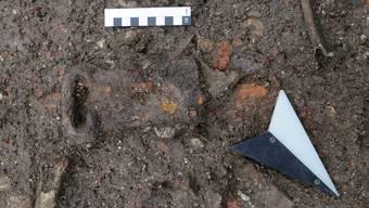 Funde der Ausgrabungen in Oensingen