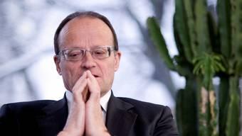 Gerold Lauber erntet Kritik von seinen Kollegen.
