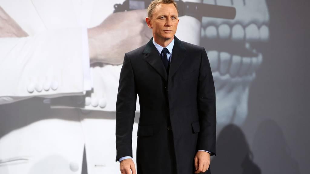 Daniel Craig überzeugt als James Bond.