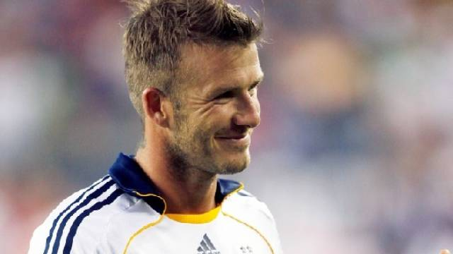 Will zurück zu Milan: David Beckham