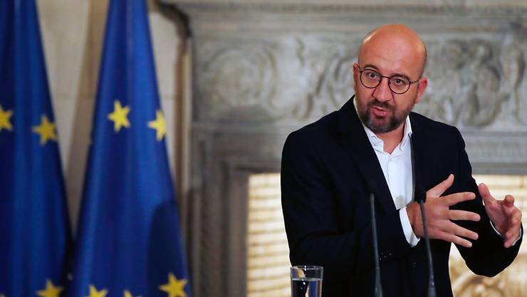 Charles Michel, Präsident des Europäischen Rates. Foto: Thanassis Stavrakis/AP/dpa