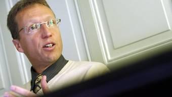 Christopher Prinz, Projektleiter für OECD-Studien (Archiv)