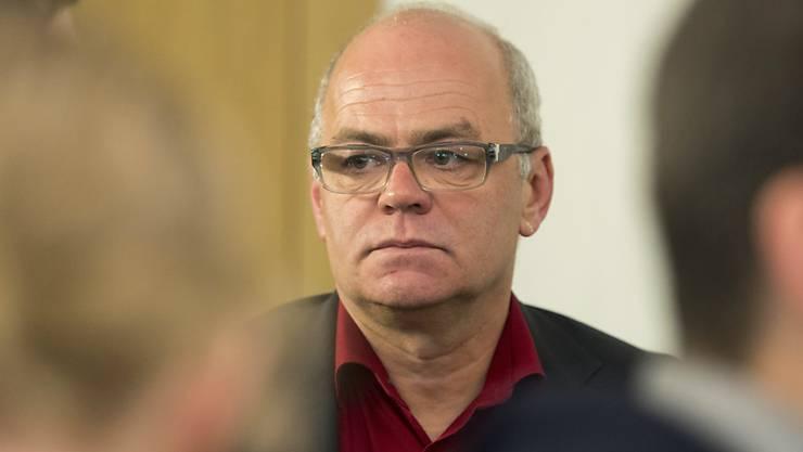 Abgewählt: Der Schwyzer SP-Nationalrat Andy Tschümperlin.