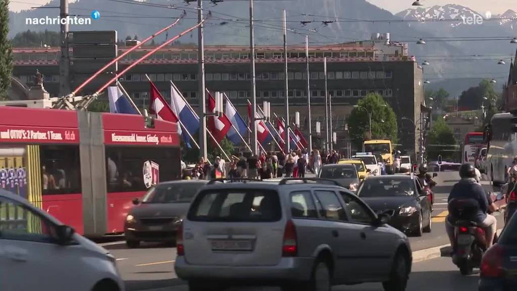 Kanton Luzern will Mobility Pricing vorerst nicht testen