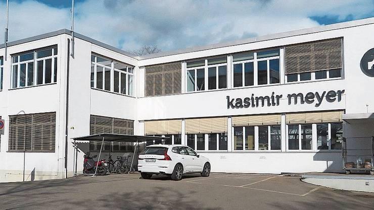 Die Kasimir Meyer AG in Wohlen kann Synergien nutzen.