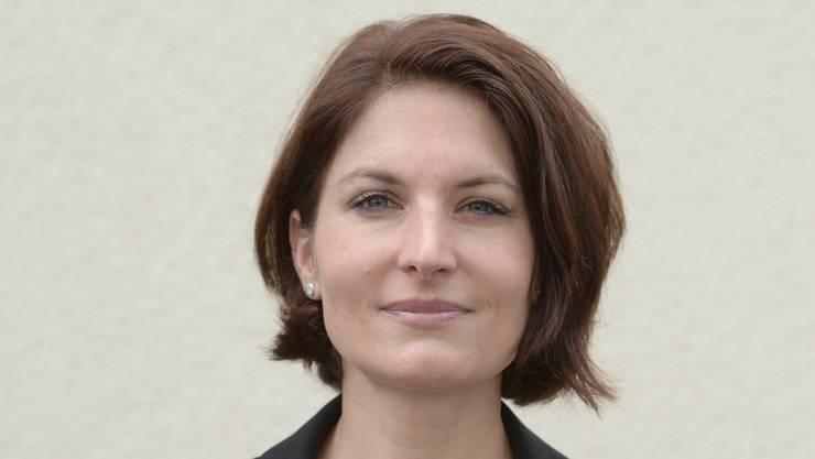 Saskia Schenker (FDP) setzt sich für die «Bildungsoffensive 2025» ein. (Archivbild)