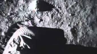 Neil Armstrong – die erste Mondlandung am 21. Juli 1969