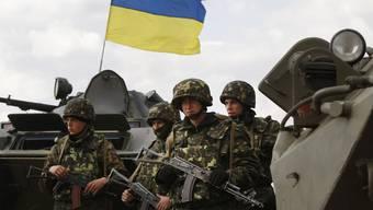 Folgen der Krise: Die Wehrpflicht wird in der Ukraine wieder obligatorisch.