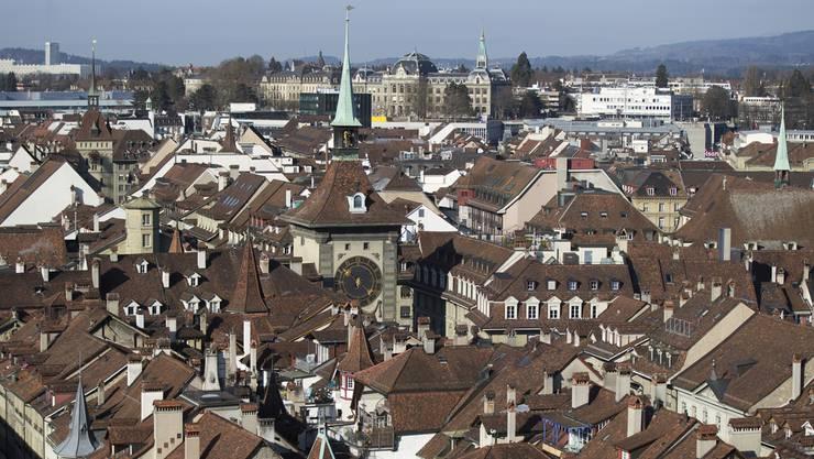 Die Berner Altstadt gehörte zu den ersten drei Schweizer Standorten des UNESCO-Weltkulturerbes.
