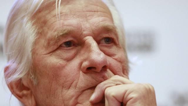 Karel Brückner schmiss den Bettel hin