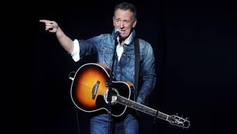 ARCHIV - Pünktlich zum Wahlkonvent der Demokratischen Partei hat Bruce Springsteen ein politisches Video freigeschaltet. Foto: Brad Barket/Invision/AP/dpa