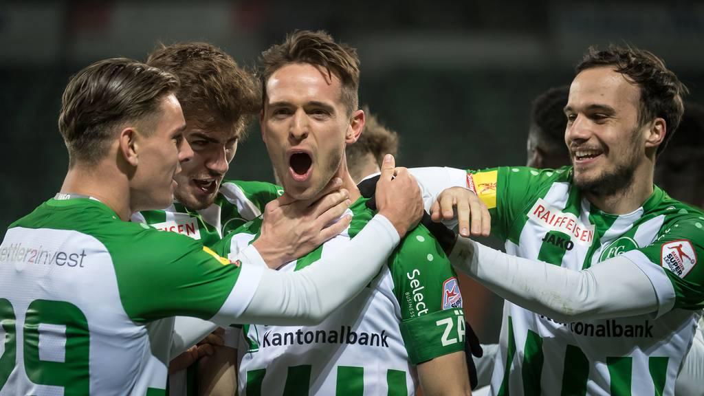 Wechselt FCSG-Captain Quintillà zu Basel?