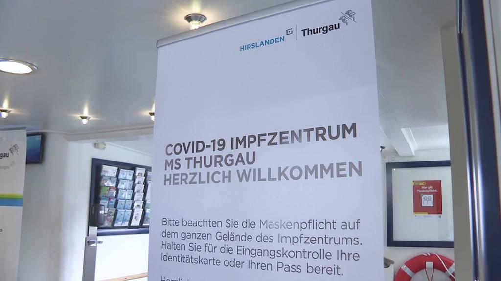 Kurznachrichten: Impfschiff, SDW, Schweizer Nati, Brand
