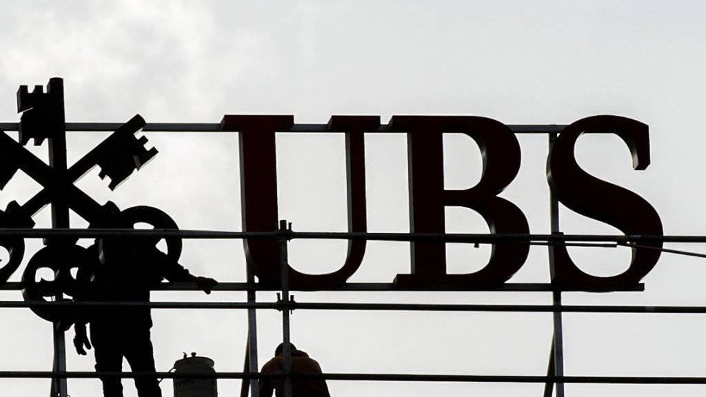 Die Schweizer Grossbank UBS kauft in Italien zu (Archivbild).