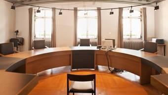 Das Gericht in Bad Zurzach. (Symbolbild)