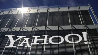 Der Europa-Hauptsitz von Yahoo! in Rolle im Kanton Waadt
