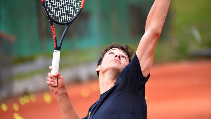 Timo Schnegg hat den Traum vom Profi-Tennis beerdigt.