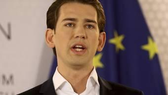 Sollte Österreichs Aussenminister Kurz Parteichef der ÖVP werden, will er alleinverantwortlich die ÖVP-Mitglieder eines Regierungsteams bestellen. Bisher machte das der Parteivorstand.