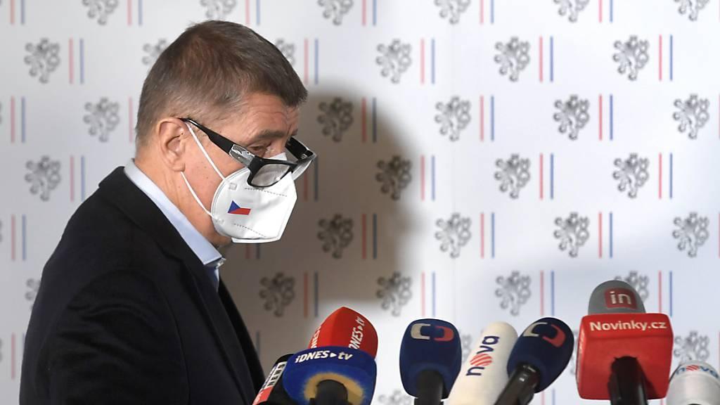 EU-Kommission erhöht Druck auf tschechischen Regierungschef