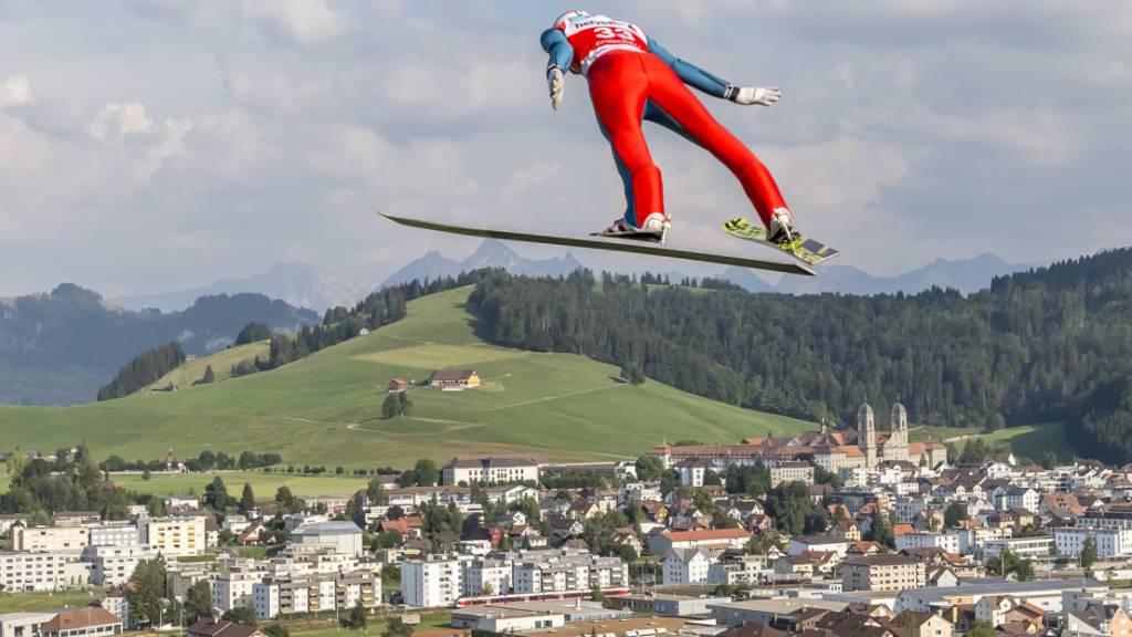 Gregor Deschwanden gewann zum ersten Mal SM-Gold