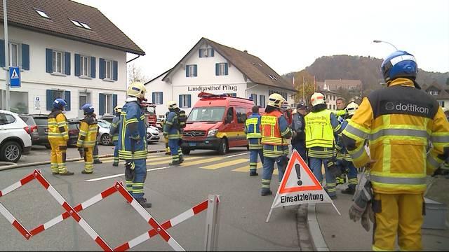 Chemie-Unfall in Othmarsingen