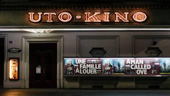 Die fünf Zürcher Arthouse-Kinos schliessen vorübergehend ihre Tore.