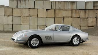 Einer der schönsten Ferrari, die je in Serie gebaut wurden.