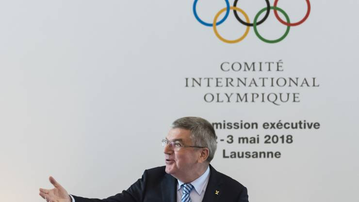 Das IOC um Präsident Thomas Bach will die nachträglichen Medaillengewinner im Nachhinein ehren