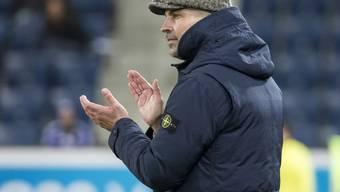 """""""Kompliment an die Mannschaft"""": Luzerns Trainer Markus Babbel applaudiert"""